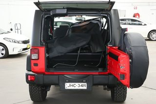 2015 Jeep Wrangler JK MY2015 Sport Red 6 Speed Manual Softtop