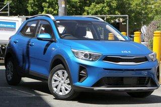 2021 Kia Stonic YB MY21 S FWD Sporty Blue 6 Speed Automatic Wagon.