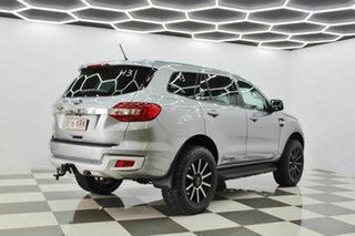 2017 Ford Everest UA MY18 Trend (RWD) Silver 6 Speed Automatic SUV