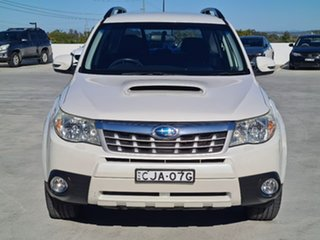2012 Subaru Forester S3 MY12 XT AWD Pearl White 4 Speed Sports Automatic Wagon.