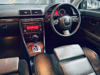 2007 Audi A4 B7 TDI Tiptronic Quattro S Line Grey 6 Speed Sports Automatic Sedan.