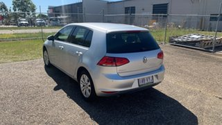 2013 Volkswagen Golf AU MY14 90 TSI Comfortline Silver 7 Speed Auto Direct Shift Hatchback