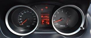2010 Mitsubishi Lancer CJ MY10 ES White 6 Speed Constant Variable Sedan