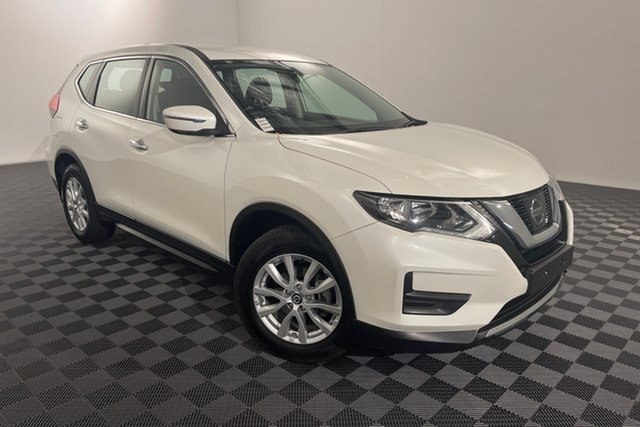 Used Nissan X-Trail T32 Series II ST X-tronic 4WD Acacia Ridge, 2019 Nissan X-Trail T32 Series II ST X-tronic 4WD White 7 speed Automatic Wagon