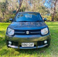 2018 Suzuki Ignis MF GL Grey 1 Speed Constant Variable Hatchback.