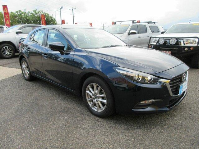 Used Mazda 3 BN5478 Neo SKYACTIV-Drive Winnellie, 2017 Mazda 3 BN5478 Neo SKYACTIV-Drive Blue 6 Speed Sports Automatic Hatchback