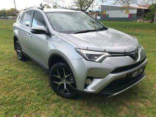 2019 Toyota RAV4 RAV 4 GXL AWD 2.5L Petrol Automatic 5 Door Wagon Silver Sky Automatic Wagon.