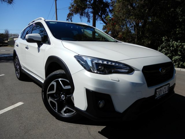 Used Subaru XV G5X MY18 2.0i-S Lineartronic AWD Glenelg, 2017 Subaru XV G5X MY18 2.0i-S Lineartronic AWD White 7 Speed Constant Variable Wagon