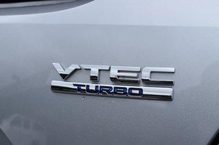2019 Honda Civic 10th Gen MY19 VTi-L Billet Silver 1 Speed Constant Variable Hatchback