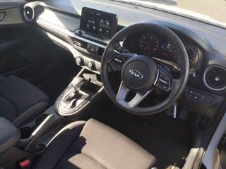 2018 Kia Cerato BD MY19 S White 6 Speed Sports Automatic Sedan