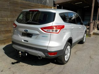 2016 Ford Kuga TF MY16.5 Ambiente 2WD Silver 6 Speed Sports Automatic Wagon