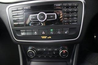 2015 Mercedes-Benz GLA-Class X156 805+055MY GLA45 AMG SPEEDSHIFT DCT 4MATIC Silver 7 Speed