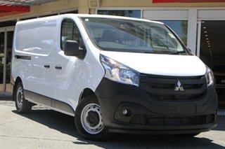 2020 Mitsubishi Express SN MY22 GLX SWB DCT White 6 Speed Sports Automatic Dual Clutch Van.