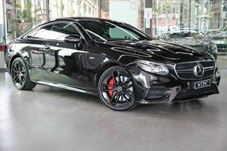 2019 Mercedes-Benz E-Class C238 800+050MY E53 AMG 9G-Tronic PLUS 4MATIC+ Black 9 Speed.