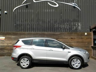 2016 Ford Kuga TF MY16.5 Ambiente 2WD Silver 6 Speed Sports Automatic Wagon.