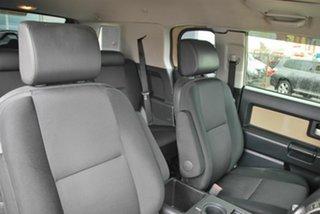 2012 Toyota FJ Cruiser GSJ15R Brown 5 Speed Automatic Wagon