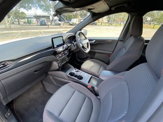 2020 Ford Escape ZH 2021.25MY ST-Line White Platinum 8 Speed Sports Automatic SUV