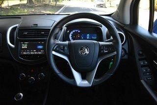 2015 Holden Trax TJ MY15 LS Blue 5 Speed Manual Wagon