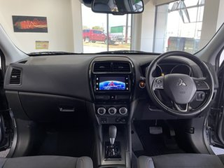 2018 Mitsubishi ASX XC MY19 LS 2WD Silver 1 Speed Constant Variable Wagon
