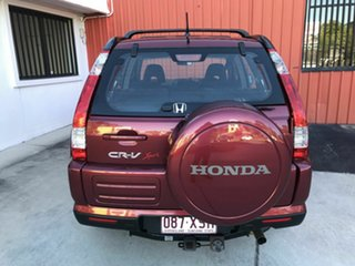 2005 Honda CR-V RD MY2005 Sport 4WD Red 5 Speed Automatic Wagon