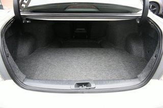 2010 Honda Accord 50 VTi White 5 Speed Automatic Sedan