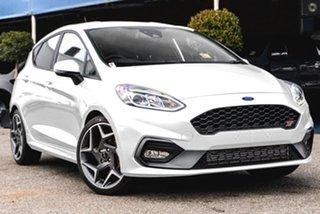 2021 Ford Fiesta WG 2021MY ST White 6 Speed Manual Hatchback.