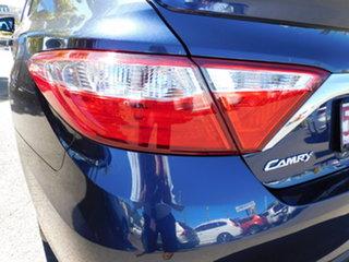 2017 Toyota Camry ASV50R Atara SL Blue 6 Speed Sports Automatic Sedan