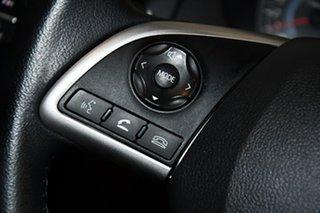 2013 Mitsubishi Mirage LA MY14 ES White 5 Speed Manual Hatchback