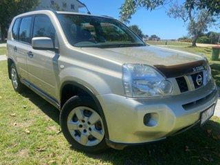 2009 Nissan X-Trail T31 MY10 ST Gold 6 Speed Manual Wagon.