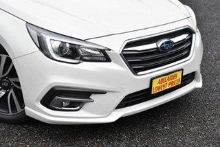 2018 Subaru Liberty B6 MY18 2.5i CVT AWD White 6 Speed Constant Variable Sedan