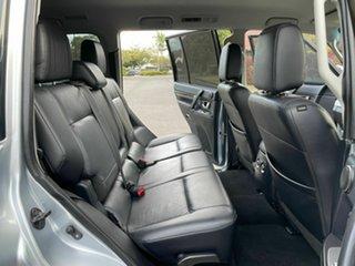 2010 Mitsubishi Pajero NT MY10 Exceed Silver 5 Speed Automatic Wagon
