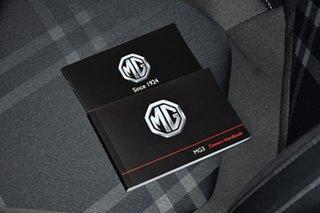 2020 MG MG3 SZP1 MY21 Core Regal Blue 4 Speed Automatic Hatchback