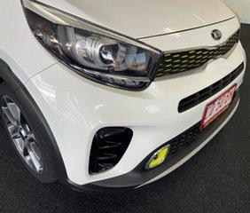 2019 Kia Picanto JA MY20 X-Line White 4 Speed Automatic Hatchback