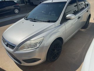 2009 Ford Focus LV LX Silver 5 Speed Manual Hatchback.