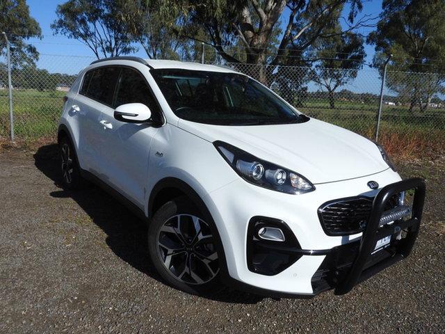 Used Kia Sportage QL MY20 SX AWD Epsom, 2019 Kia Sportage QL MY20 SX AWD 8 Speed Sports Automatic Wagon