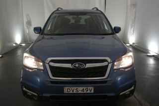 2016 Subaru Forester S4 MY17 2.5i-L CVT AWD Blue 6 Speed Constant Variable Wagon.