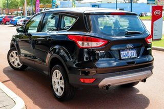2016 Ford Kuga TF MY16 Ambiente 2WD Black 6 Speed Sports Automatic Wagon.