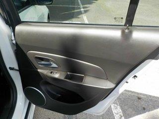 2012 Holden Cruze JH MY12 SRi V White 6 Speed Automatic Hatchback