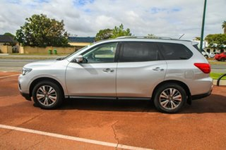 2019 Nissan Pathfinder R52 Series III MY19 ST-L X-tronic 4WD Silver 1 Speed Constant Variable Wagon.