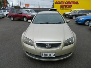 2008 Holden Calais VE MY09 V Gold 5 Speed Automatic Sportswagon.