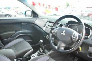 2009 Mitsubishi Outlander ZG MY09 LS Black 5 Speed Manual Wagon