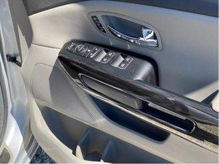 2016 Kia Carnival YP MY17 Platinum Silver 6 Speed Automatic Wagon