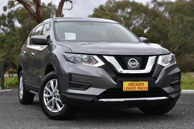 Used Nissan X-Trail T32 Series II ST X-tronic 4WD Morphett Vale, 2018 Nissan X-Trail T32 Series II ST X-tronic 4WD Grey 7 Speed Constant Variable Wagon