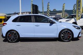 2018 Hyundai i30 PDe.2 MY18 N Performance Performance Blue 6 Speed Manual Hatchback