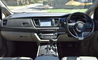 2015 Kia Carnival YP MY15 Platinum Grey 6 Speed Sports Automatic Wagon.