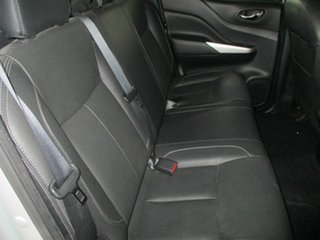 2017 Nissan Navara D23 S2 ST-X N-SPORT Black Edition Silver 7 Speed Sports Automatic Utility