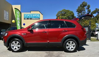 2016 Holden Captiva CG MY16 5 LS (FWD) Red 6 Speed Automatic Wagon