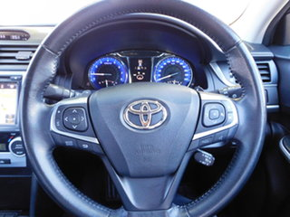 2017 Toyota Camry ASV50R Atara SL Blue 6 Speed Sports Automatic Sedan.