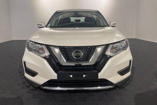 2019 Nissan X-Trail T32 Series II ST X-tronic 4WD White 7 speed Automatic Wagon.