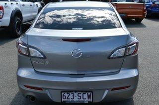 2012 Mazda 3 BL 11 Upgrade Neo Silver 5 Speed Automatic Sedan